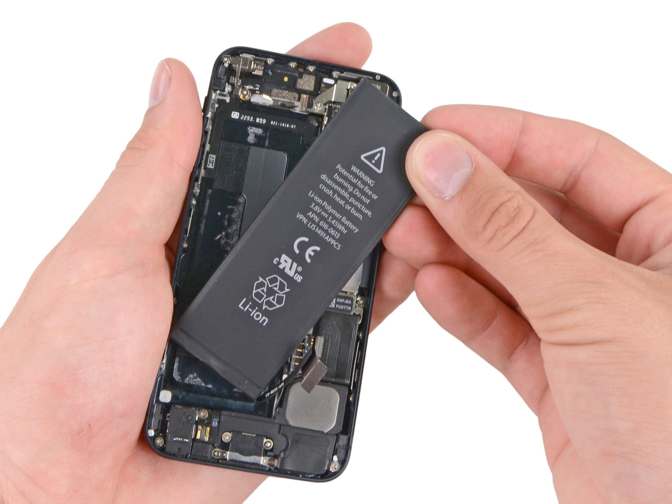 Baterie iPhone 5 - Smart GSM Romania
