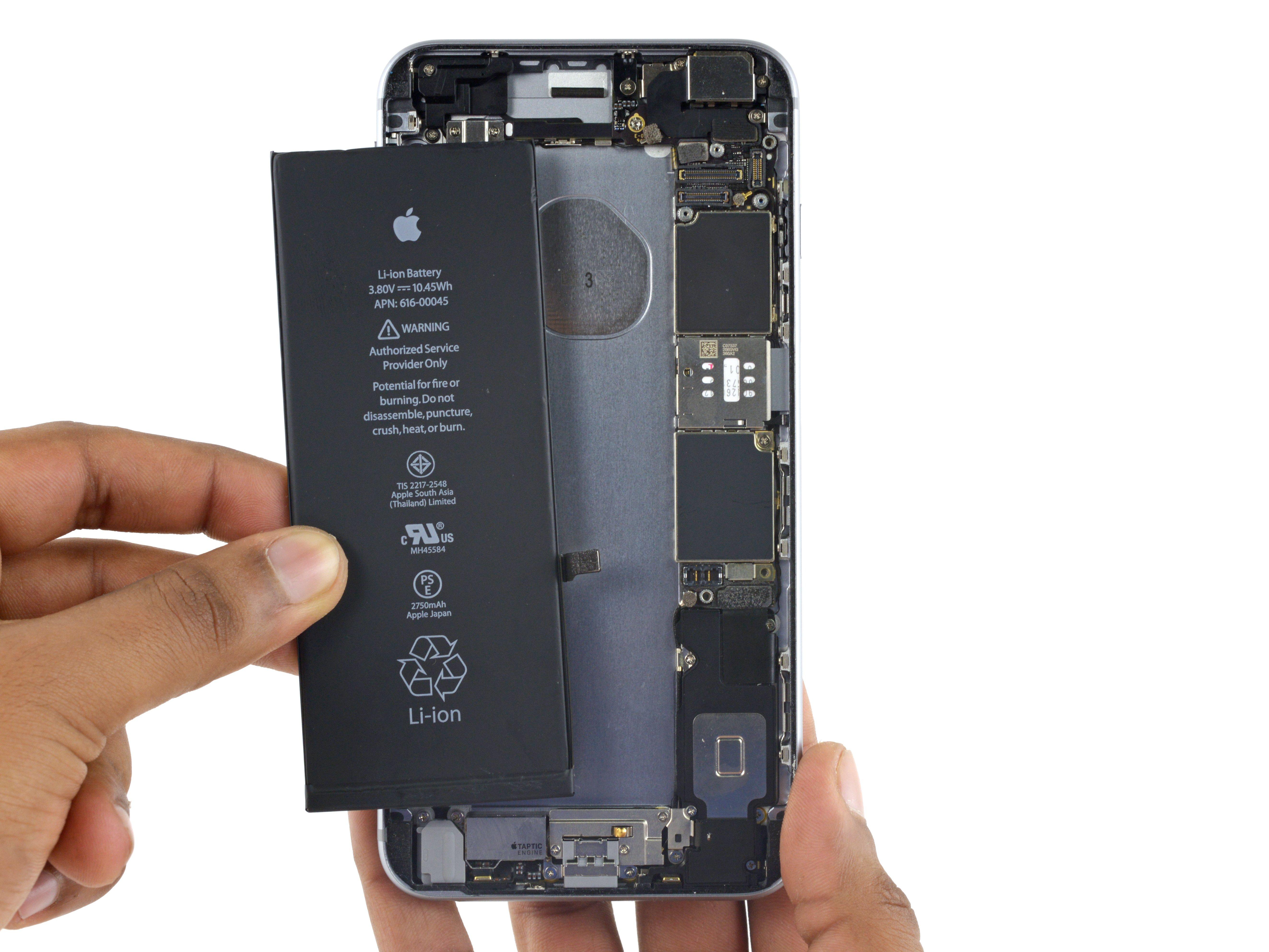 Baterie iPhone 6s Plus - Smart GSM Romania