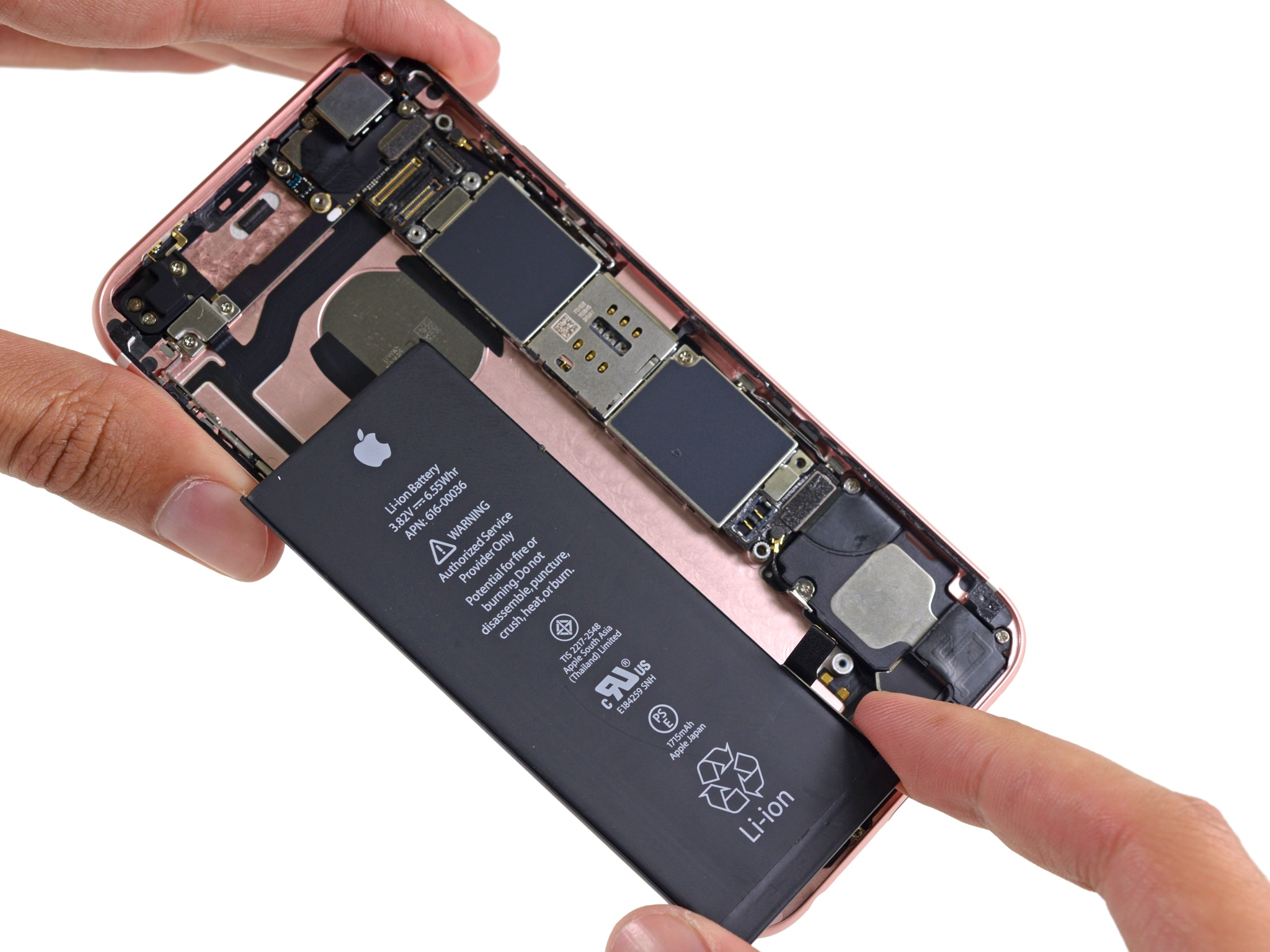 Baterie iPhone 6s - Smart GSM Romania