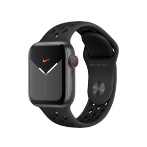 Curea Apple Watch Sport Band Anthracite Black